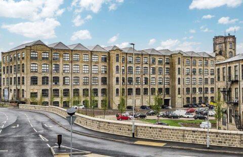 The Sugar Mill, Apartment 10, Upper Blakeridge Lane Batley WF17 8FB